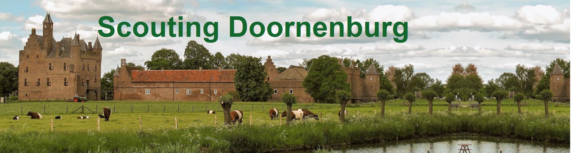Scouting Doornenburg